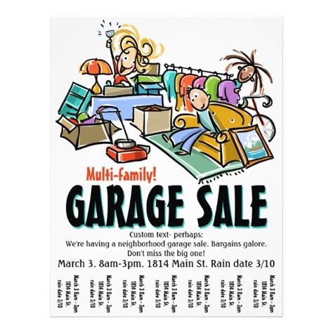 14 tips for the best garage sale ever jpg 540x540