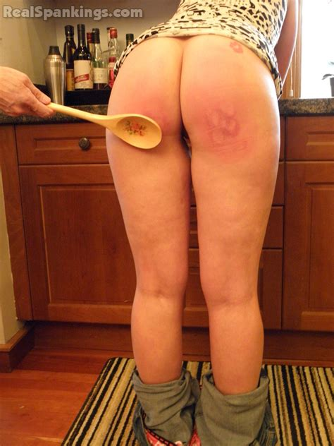 Spanked with wooden spoon jpg 768x1024